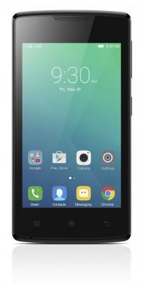 Smartphone Lenovo A Black