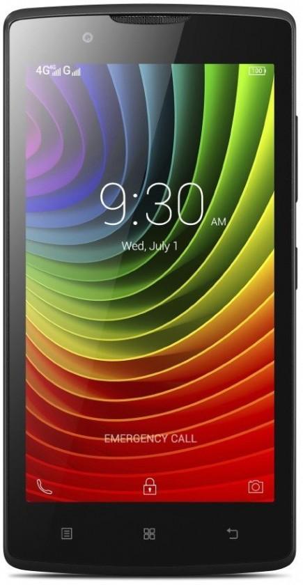 Smartphone Lenovo A2010a, černá