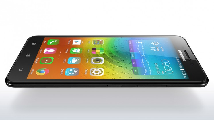 Smartphone Lenovo  A5000  black