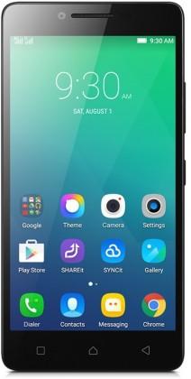 Smartphone Lenovo A6010 Dual LTE Black