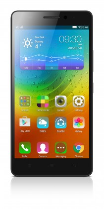 Smartphone Lenovo A7000 PA030034RO Black POUŽITÉ, NEOPOTŘEBENÉ ZBOŽÍ