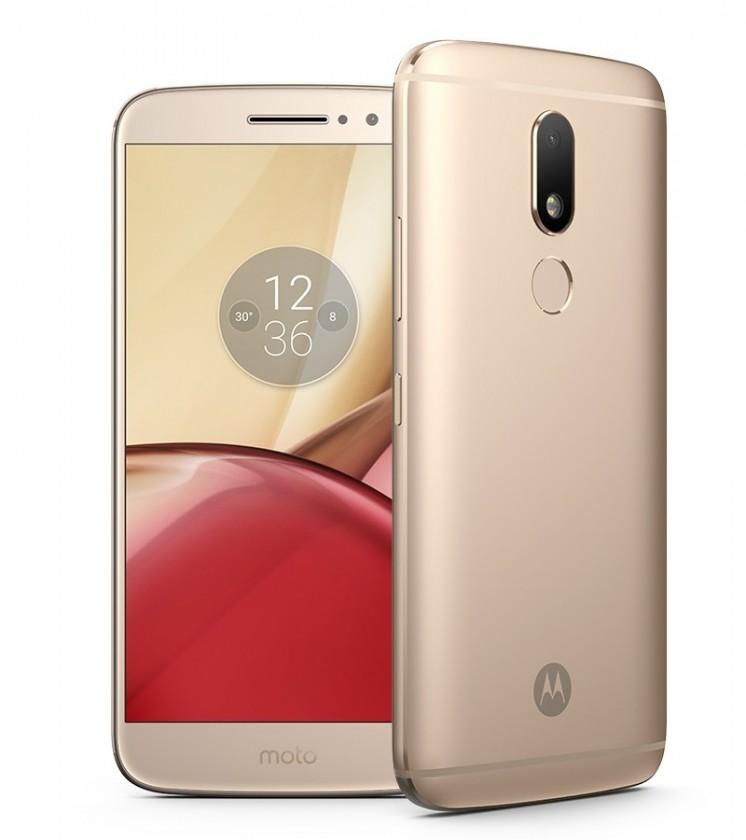 Smartphone Lenovo Moto M Dual Gold