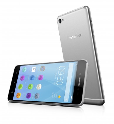 Smartphone Lenovo S90 P0S3000PRO gray
