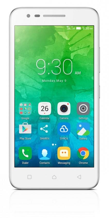 Smartphone Lenovo Vibe C2 bílá