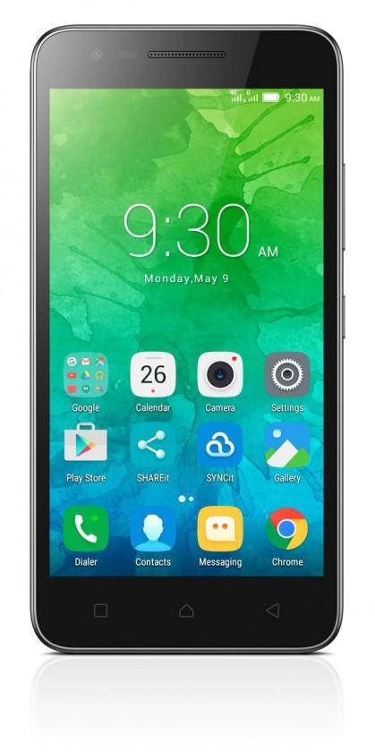 Smartphone Lenovo Vibe C2 černá