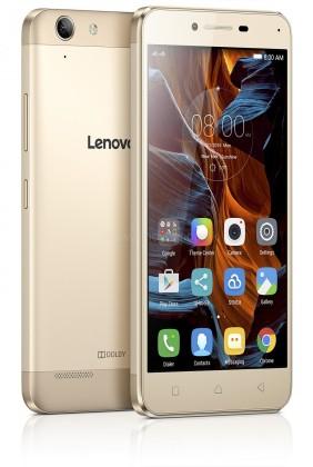Smartphone Lenovo VIBE K5 Gold