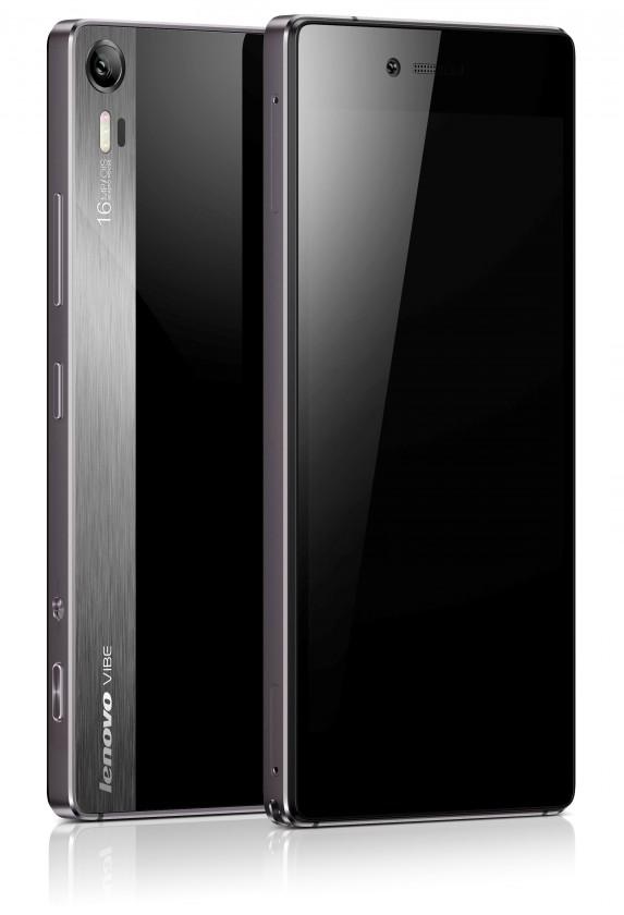 Smartphone Lenovo Vibe SHOT GREY