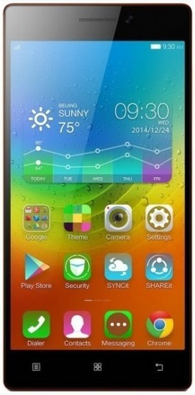 Smartphone LENOVO Vibe X2 Černá