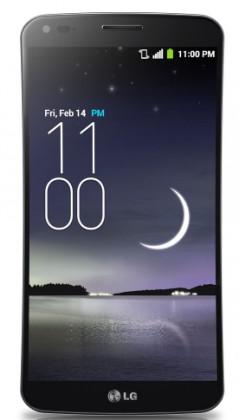 Smartphone LG G Flex (D955) Silver
