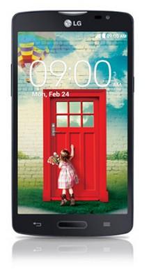 Smartphone LG L80 (D373EU) Black