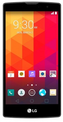 Smartphone LG Magna (H500f) - Titan