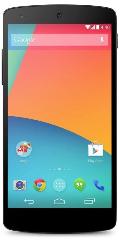 Smartphone LG Nexus 5 32GB (D821) Black