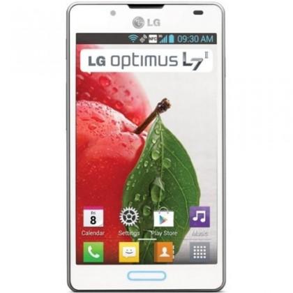 Smartphone LG Optimus L7 II (P710) white