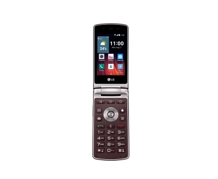Smartphone LG Wine Smart (H410) Burgundy Red