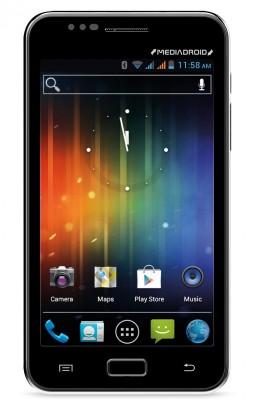 Smartphone Media-Tech MT-Imperius Dual (MT7003), černý ROZBALENO