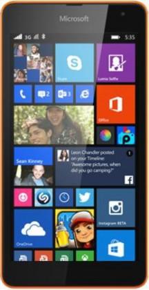 Smartphone Microsoft Lumia 535 Bright Orange ROZBALENO