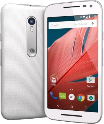 Smartphone Motorola Moto G 16GB white ROZBALENO