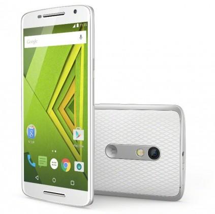 Smartphone Motorola Moto X Play 16GB white