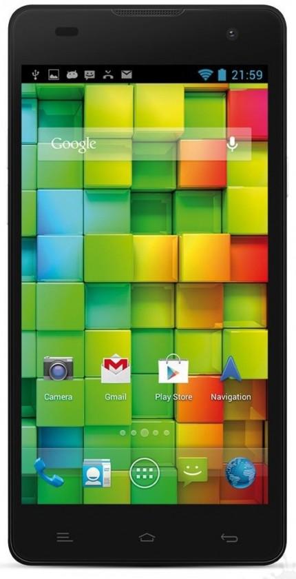 Smartphone myPhone CUBE