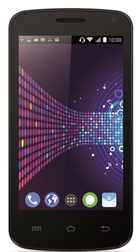 Smartphone myPhone FUNKY, bílý
