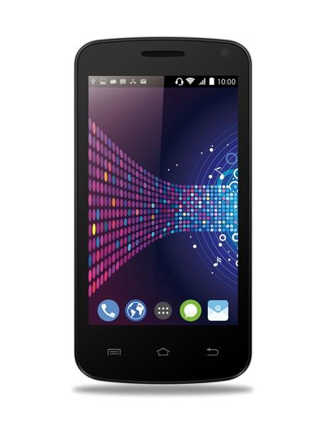 Smartphone myPhone FUNKY Black