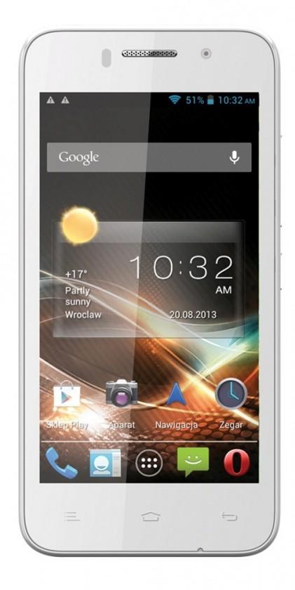 Smartphone myPhone NEXT bílý