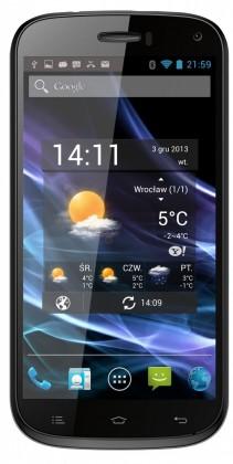 Smartphone myPhone S-LINE 16GB černý ROZBALENO