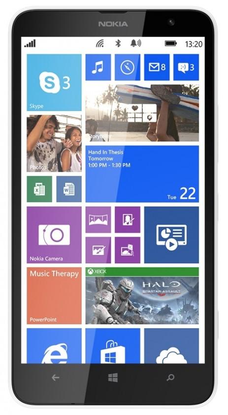 Smartphone Nokia Lumia 1320 White