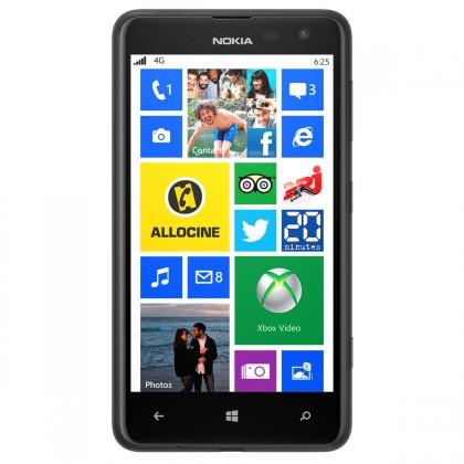 Smartphone Nokia Lumia 625 Black ROZBALENO