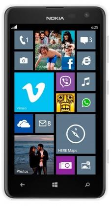 Smartphone Nokia Lumia 625 White ROZBALENO