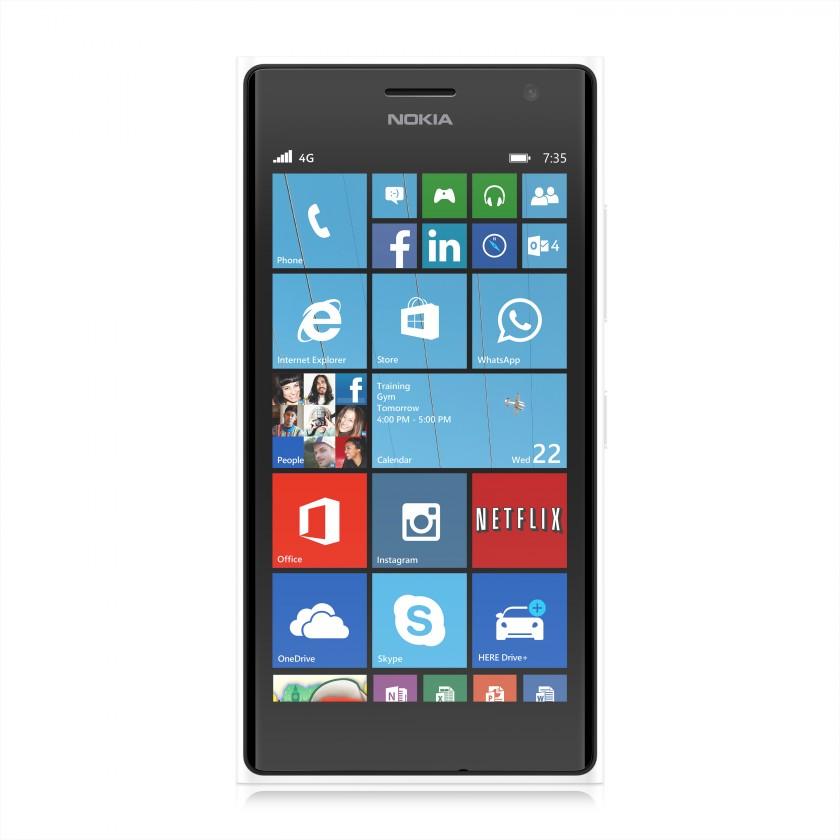 Smartphone Nokia Lumia 735 White
