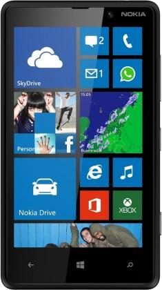 Smartphone Nokia Lumia 820 Black