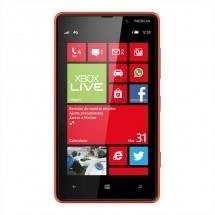 Smartphone NOKIA Lumia 820 Red ROZBALENO