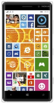 Smartphone Nokia Lumia 830 Bright Orange