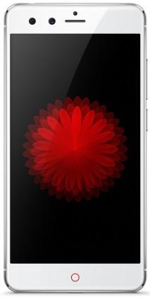 Smartphone Nubia Z11 mini, bílá