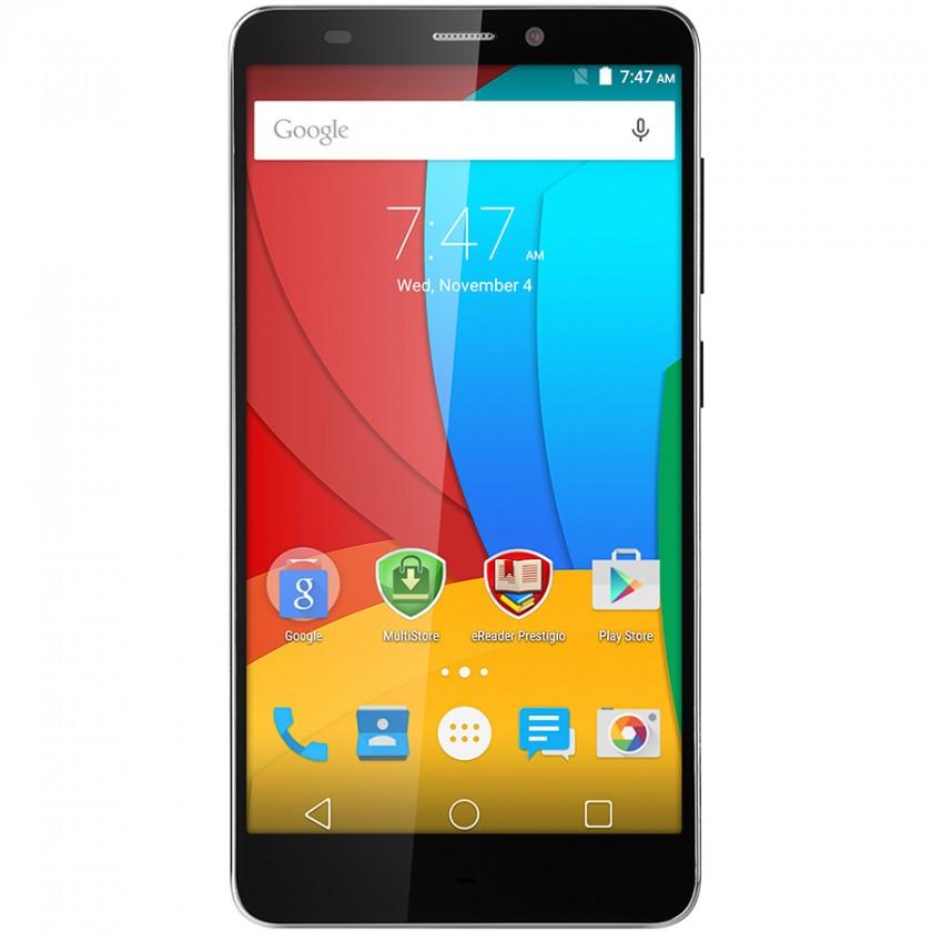 Smartphone Prestigio Grace S5 Black LTE Dual SIM