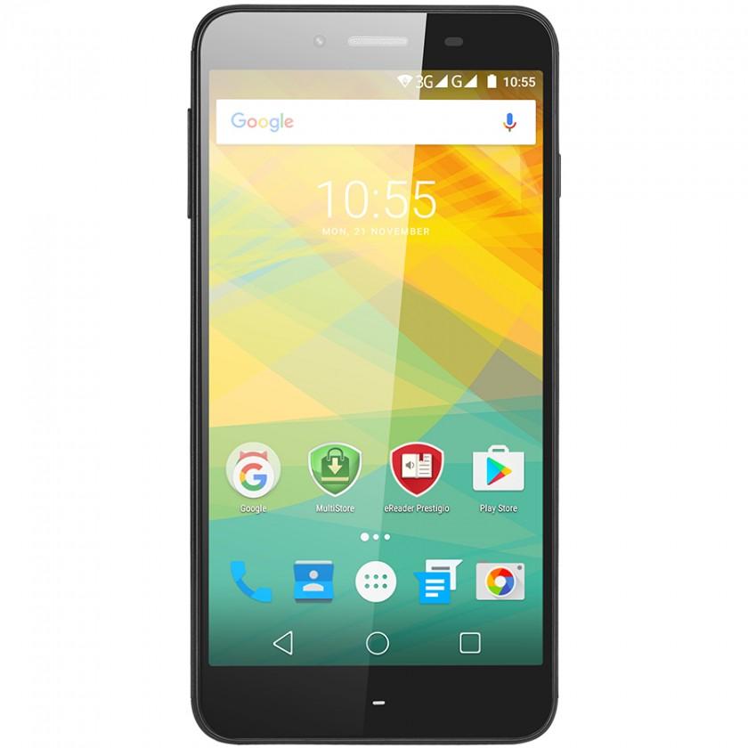 Smartphone Prestigio Grace Z3, černá