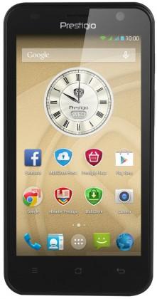 Smartphone Prestigio MultiPhone 3450 DUO černý