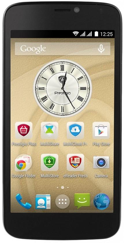 Smartphone Prestigio MultiPhone 3502 DUO černý