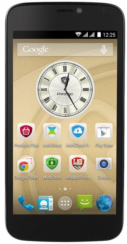 Smartphone Prestigio MultiPhone 3502 DUO chrom