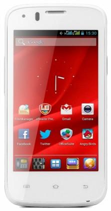 Smartphone Prestigio MultiPhone 4055 DUO White