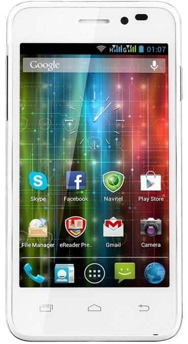 Smartphone Prestigio MultiPhone 5400 DUO White
