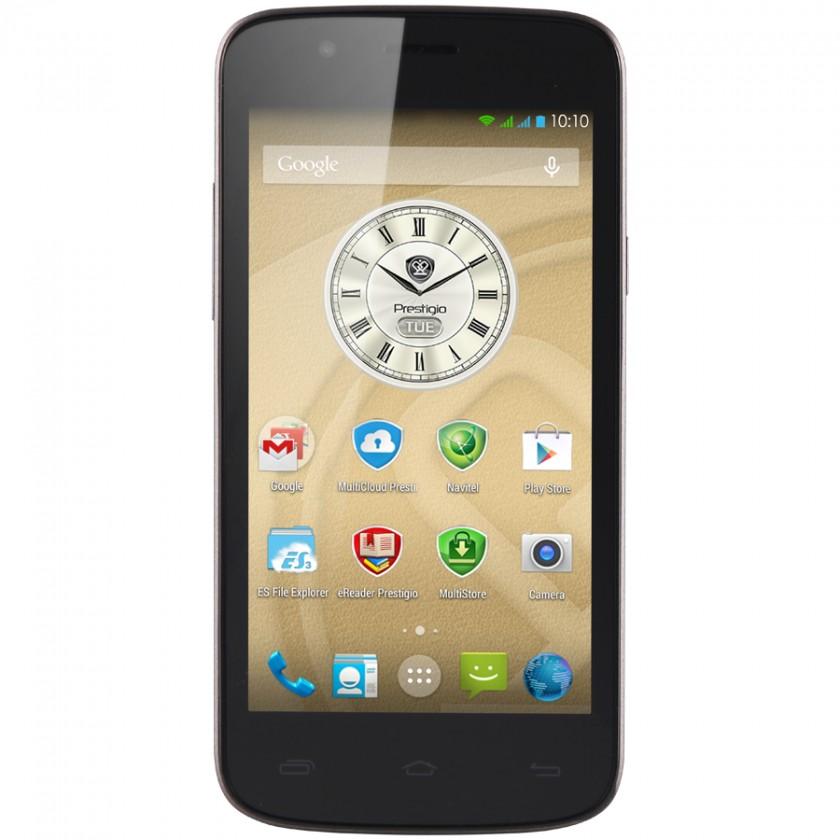 Smartphone Prestigio MultiPhone 5453 DUO Metal ROZBALENO
