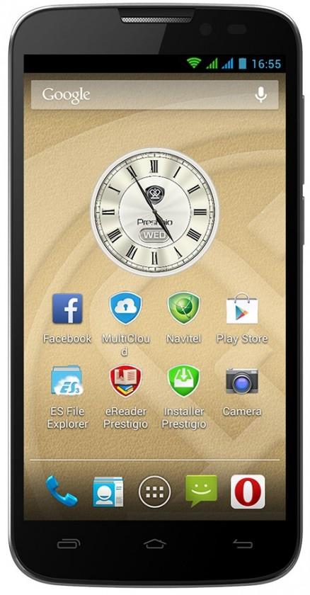 Smartphone Prestigio MultiPhone 5517 DUO Black