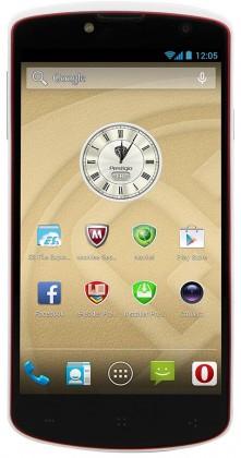 Smartphone Prestigio MultiPhone 7500 (16GB) White