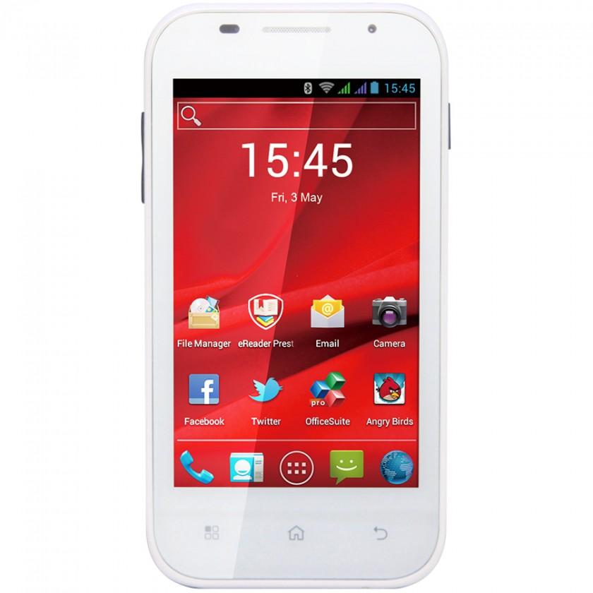 Smartphone PRESTIGIO MultiPhone PAP4044DUOWHITE