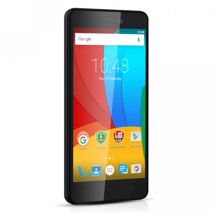 Smartphone PRESTIGIO MultiPhone Wize P3 - 3508 DUO,black