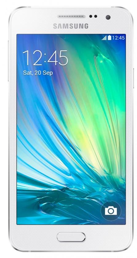 Smartphone Samsung A300F Galaxy A3 bílá