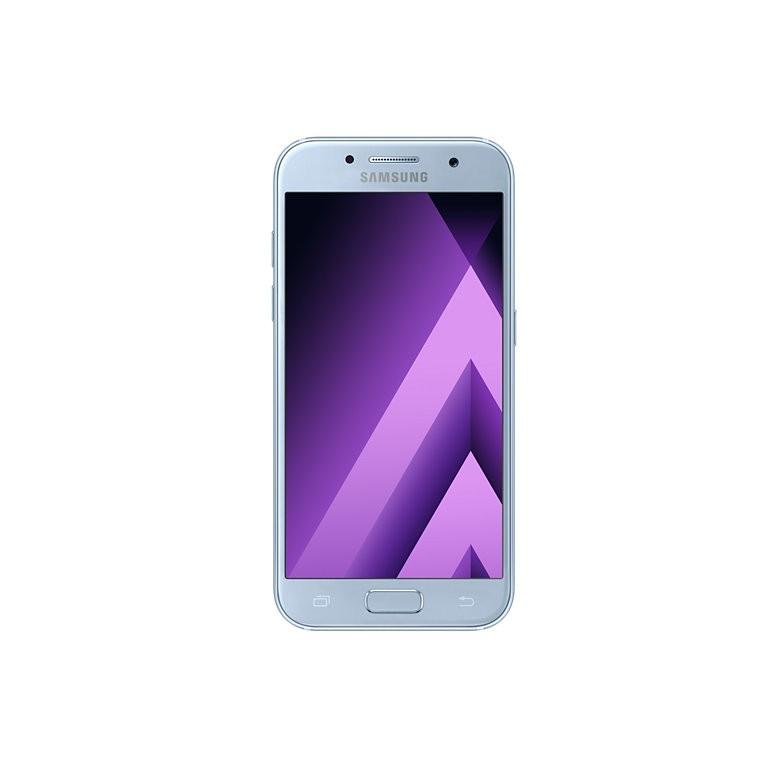 Smartphone Samsung Galaxy A3 2017, modrá