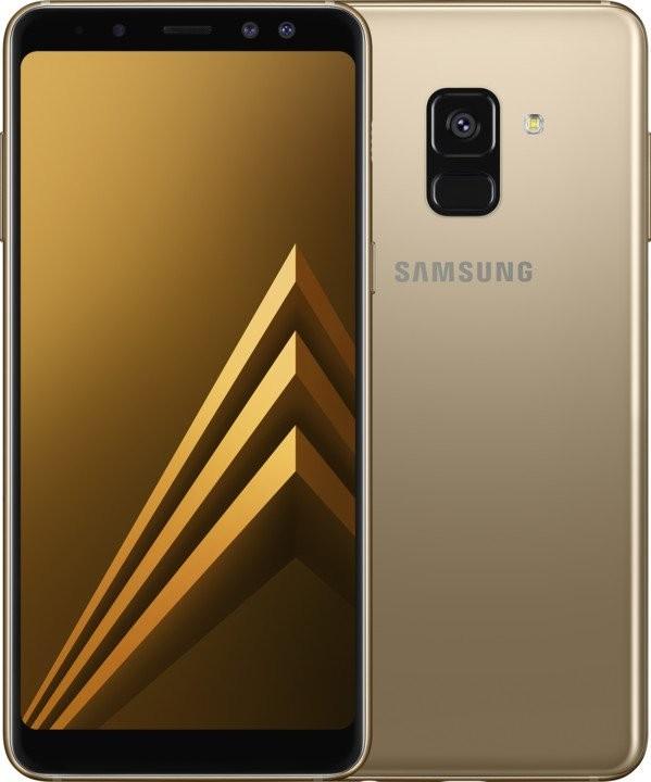 Smartphone Samsung Galaxy A8  SM-A530 (32GB) Gold